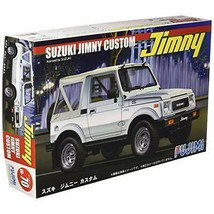 Fujimi 1/24 inch up series No.70 Suzuki Jimny 1300 custom 1986 Model Kit... - $19.75
