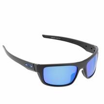 Oakley Drop Point OO9367-0660 Matte Dark Gray / Prizm Sapphire Polarized - $106.72