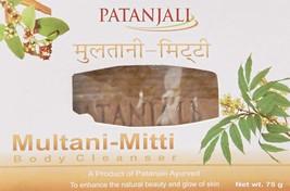 Patanjali Multani Mitti Body Cleanser, 75g  - $5.45+