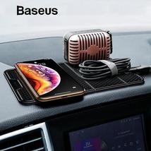 Baseus Multi-Function Car Phone Holder for Mobile Phone Holder Wall Desk Sticker - £16.05 GBP