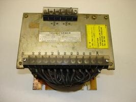 Fanuc Transformer 1.1 KVA, A80L-0001-0176-02 - $95.00