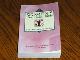 Womens Devotional Bible New International Version  - $10.00