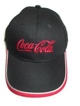 Coca-Cola Piped Edge Uniform Baseball Cap Hat Adjustable Back - BRAND NEW - $7.67