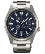 Orient Defender FET0N001D Orient Automatic men's watch stainless steel b... - $129.00