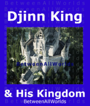 Spr Haunted Djinn King + His Entire Kingdom All Wishes Betweenallworlds ... - $175.00