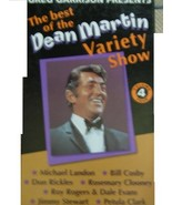 The Best of the Dean Martin Variety Show, Volume 4 (VHS) [VHS Tape] - $9.15