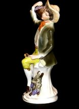 Figurine of a Young Man HOMCO 1258 AA19-1620 Vintage image 3