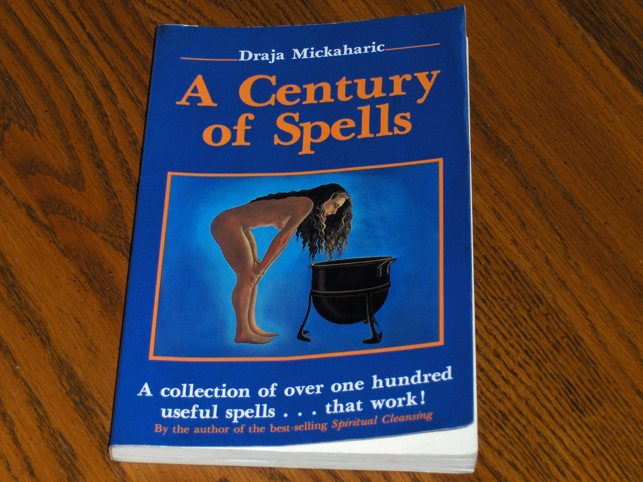 Primary image for A Century of Spells  Draja Mickaharic
