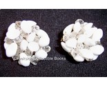 Milk glass earrings thumb155 crop