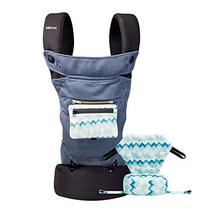 Naforye So-Flexible AIR? Baby Carrier (Building Blocks)
