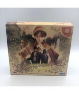 Shenmue II Sega Dreamcast Japan import Limited Edition First Print 6-dis... - $59.79