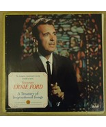 Capitol Gold Metal Tennessee Ernie Ford Record Albums Qty 7 - $34.93