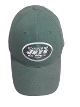 Reebok New York Jets 2011 Sideline Coach Slouch Adjustable Hat preowned - $7.99