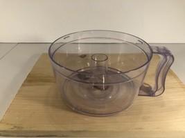 "Hamilton Beach Food Processor Model 70450B Replacement Part ""Bowl"" - $8.29"