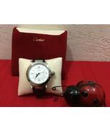 Pasha de Cartier 2727 Stainless Steel Silver Tone Automatic Men's Wrist ... - $2,000.00