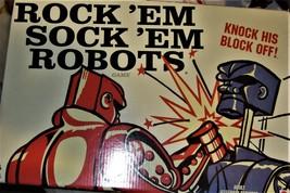 ROCK 'EM SOCK 'EM ROBOTS Mattel Games (New) - $14.00