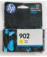 HP #902 Yellow T6L94AN Ink Cartridge New Genuine Exp 04/2019 - $8.90