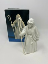 Vintage 1983 Avon Nativity Collectibles THE SHEPHERD Porcelain Figurine ... - $12.86