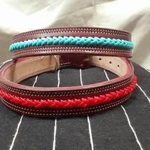 Leather Dog Collar - $64.99+