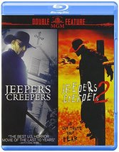 Jeepers Creepers / Jeepers Creepers 2 (Double Feature) [Blu-ray]