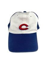 MLB Genuine Merchandise Chicago Cubs Baseball Hat Blue White Size M - $18.02