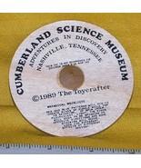 Whirligig spinning Top, Cumberland Science Museum,custom imprint,Toycraf... - $6.65