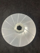 Oster Regency Kitchen Center Disc Plastic Salad Shooter Replacement Part - $9.74