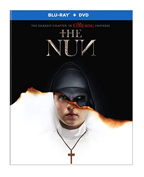 The Nun [Blu-ray + DVD, 2018]