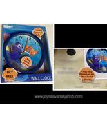 Disney Pixar FINDING DORY Wall Clock Plays Dory Phrases Requires 2 AA Ba... - $9.99