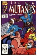 THE NEW MUTANTS #89 1990-ROB LIEFELD-3rd CABLE APPEARANCE nm- - $18.92