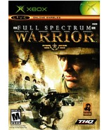 Full Spectrum Warrior, Original Game, Xbox Live Online Enabled, NTSC - $14.99