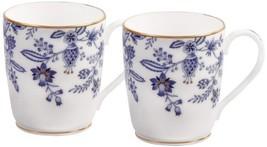 Noritake Sorrentino Mug, Blue, Set of 2 - $66.75