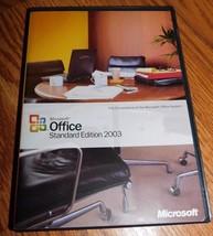 Microsoft Office Standard Edition 2003 Upgrade No install Code - $11.57