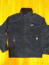 Patagonia Polartec Men's Small fleece jacket blue - $30.00