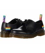 NIB*Womens*Dr. Martens Pride *1461 Shoe**5-11*Black* - $180.00