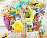 Egg-cellent Easter Fun: Easter Gift Basket