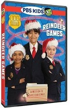 Odd Squad: Reindeer Games [New DVD] - $19.60