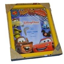 Disney Parks Pixar Cars 4 X 6 Shadowbox Frame Mater McQueen - $69.25