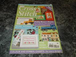 Cross Stitch Magazine July August 2003 Roadworks - $2.69