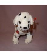 "Rescue Dalmatian Dog 2001 Ty Beanie Babies Plush Stuffed Animal 7"" long ... - $9.99"