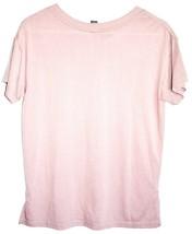 Forever 21 Mauve Purple Jersey Crew Neck T-Shirt Top Size S image 2