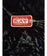 Kappa Alpha Psi Fraternity Luggage Tag Nupe Luggage Duffle bag luggage n... - $9.80