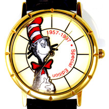 Dr Seuss Fossil Limited Edition 'Tick Tocking Time Tickers' New Unworn o... - $147.36