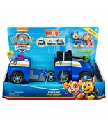 PAW Patrol Chase Transforming Police Cruiser BRAND NEW - $33.24