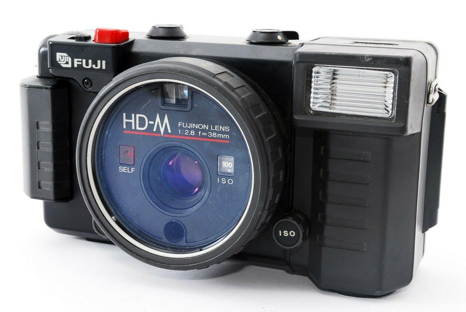 Fuji HD-M Fujinon 38mm F/2.8 Film Fotocamera [ Per Parti ] Da Giappone - $52.97