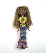 2002 Mattel Fashion Diva Starz TIA Black w/Glow in the Dark Fashions - $19.99