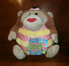 "Lila Monkey Mashabelly Chatter 11"" New with Tag - $19.34"