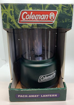 Coleman Led Pack Away Lantern Boxed Camping Folding Durable New - $28.61