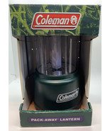 COLEMAN LED PACK AWAY LANTERNBoxed Camping Folding Durable NEW - $28.61