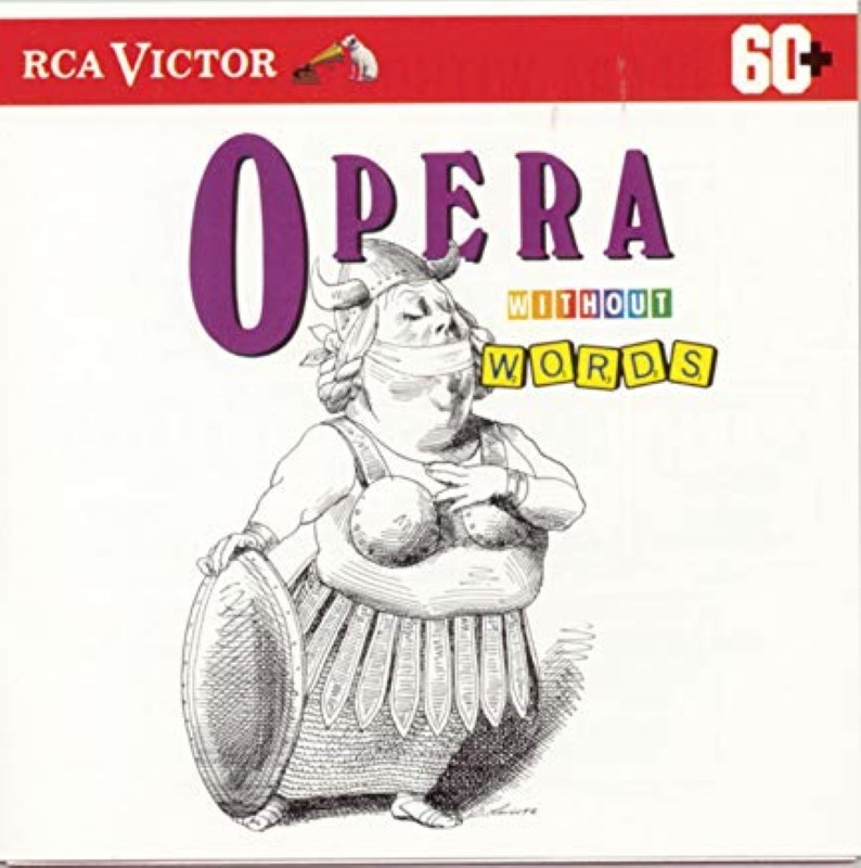 Opera Without Words Cd